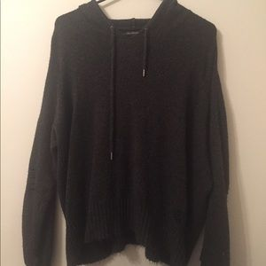 American Eagle Ripped Sweater